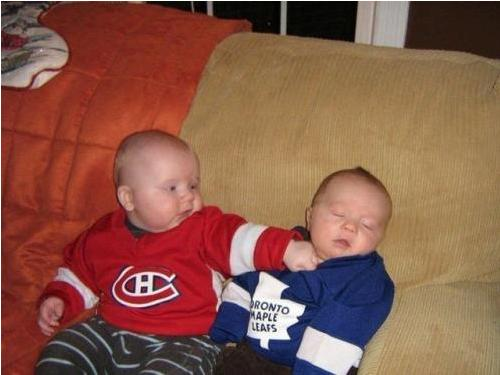 Habs vs Leafs